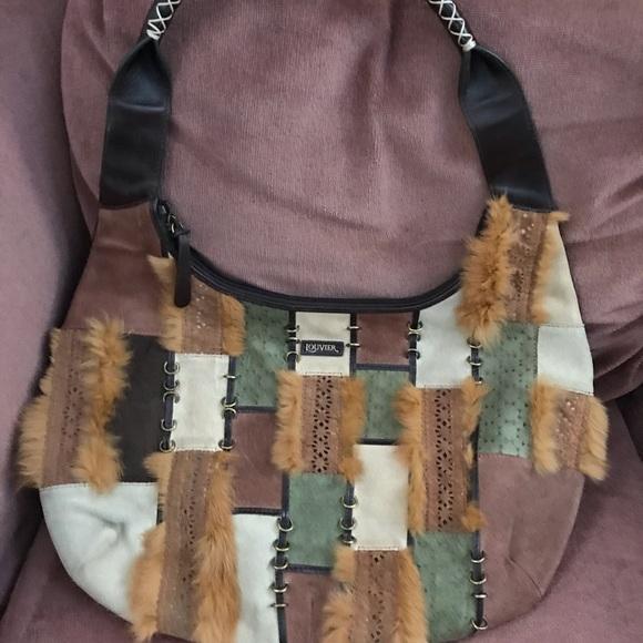 Louvier Paris Handbag
